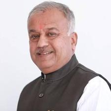 Nandkumar Singh Chouhan (nandu Bhaiya)